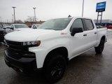 2020 Summit White Chevrolet Silverado 1500 LT Trail Boss Crew Cab 4x4 #136954916