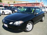 2001 Black Ford Escort ZX2 Coupe #13682213