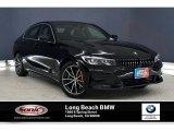 2020 Jet Black BMW 3 Series 330i Sedan #136954848