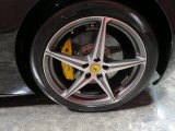 Ferrari 458 2014 Wheels and Tires