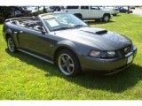 2003 Dark Shadow Grey Metallic Ford Mustang GT Convertible #13681767