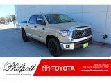 2020 Quicksand Toyota Tundra TSS Off Road CrewMax #136978190