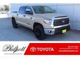 2020 Quicksand Toyota Tundra TSS Off Road CrewMax 4x4 #136978196