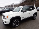 2020 Jeep Renegade Limited 4x4 Front 3/4 View