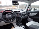 2020 Jeep Renegade Limited 4x4 Front Seat