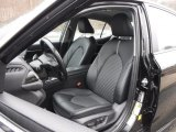 2019 Toyota Camry SE Black Interior