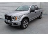2020 Ford F150 STX SuperCrew Front 3/4 View