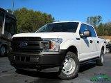 2020 Oxford White Ford F150 XL SuperCrew 4x4 #136995323