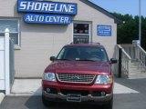 2003 Redfire Metallic Ford Explorer Eddie Bauer 4x4 #13682152