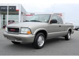 2002 Pewter Metallic GMC Sonoma SLS Extended Cab #13679151