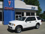 2004 Oxford White Ford Explorer XLT 4x4 #13668102