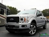 2020 Iconic Silver Ford F150 STX SuperCrew 4x4 #137014027
