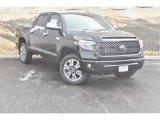 2020 Midnight Black Metallic Toyota Tundra Platinum CrewMax 4x4 #137031997