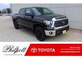 2020 Midnight Black Metallic Toyota Tundra TSS Off Road CrewMax 4x4 #137031534