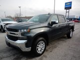 2020 Shadow Gray Metallic Chevrolet Silverado 1500 LT Crew Cab 4x4 #137032219