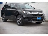 2020 Crystal Black Pearl Honda CR-V EX-L #137032057