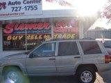 1998 Light Driftwood Satin Glow Jeep Grand Cherokee Laredo 4x4 #13678315