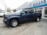 2020 Northsky Blue Metallic Chevrolet Silverado 1500 RST Crew Cab 4x4 #137071056