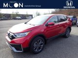 2020 Radiant Red Metallic Honda CR-V EX-L AWD #137083938