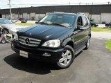 2005 Black Mercedes-Benz ML 350 4Matic #13663408