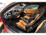 2011 Ferrari 458 Interiors