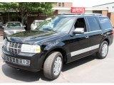 2007 Black Lincoln Navigator Ultimate 4x4 #13660228