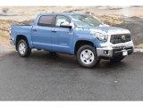 2020 Cavalry Blue Toyota Tundra SR5 CrewMax 4x4 #137115721