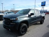 2020 Shadow Gray Metallic Chevrolet Silverado 1500 LT Trail Boss Crew Cab 4x4 #137115855