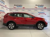 2020 Radiant Red Metallic Honda CR-V LX AWD #137125438