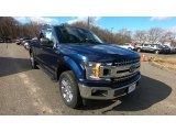 2020 Blue Jeans Ford F150 XLT SuperCab 4x4 #137155029