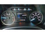 2020 Ford F150 XLT SuperCab 4x4 Gauges