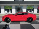 2018 Race Red Ford Mustang EcoBoost Fastback #137154997