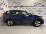 2020 Obsidian Blue Pearl Honda CR-V LX AWD #137160858