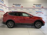 2020 Radiant Red Metallic Honda CR-V EX AWD #137160854