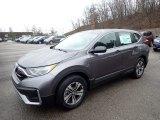 2020 Modern Steel Metallic Honda CR-V LX AWD #137160928
