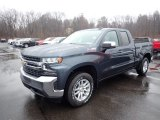 2020 Shadow Gray Metallic Chevrolet Silverado 1500 LT Z71 Double Cab 4x4 #137160899
