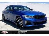 2020 Portimao Blue Metallic BMW 3 Series M340i Sedan #137160960