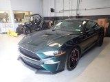 2019 Dark Highland Green Ford Mustang Bullitt #137177660