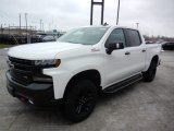 2020 Summit White Chevrolet Silverado 1500 LT Trail Boss Crew Cab 4x4 #137177761