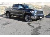 2020 Midnight Black Metallic Toyota Tundra Limited CrewMax 4x4 #137193057