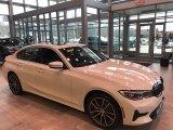 2020 Alpine White BMW 3 Series 330i xDrive Sedan #137193185