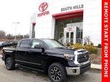2020 Midnight Black Metallic Toyota Tundra TRD Off Road CrewMax 4x4 #137193092