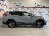 2020 Sonic Gray Pearl Honda CR-V EX AWD #137206920