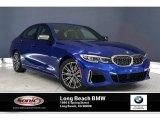 2020 Portimao Blue Metallic BMW 3 Series M340i Sedan #137207014