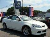 2006 Taffeta White Acura RSX Sports Coupe #13665387