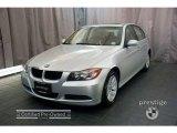 2006 Titanium Silver Metallic BMW 3 Series 325xi Sedan #13662468