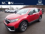 2020 Radiant Red Metallic Honda CR-V LX AWD #137206993