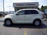2007 Cool Vanilla White Chrysler PT Cruiser Touring #13668248