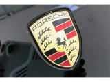 Porsche Macan Badges and Logos