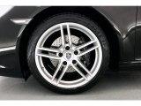 Porsche 911 2014 Wheels and Tires